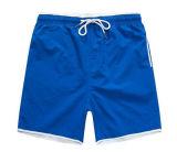 싸게 남자를 위한 개인적인 상표 로고 남자 Beachwear를 주문을 받아서 만드십시오