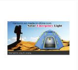 Stystem chiaro mobile solare (5W, indicatore luminoso impermeabile e mobile e powerbank mobile)