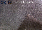 Poli tessuto della pelle scamosciata di 100% per l'ammortizzatore e Hometextile