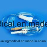 China-medizinischer Bedarf des Wegwerfinfusion-Sets und der Spritze