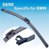 S690 2017自動車部品車のアクセサリすべての季節の視野の節約器の左の右手S40の専用風防ガラスのクリアビューワイパー刃7 5つのシリーズ排他的な使用ワイパー