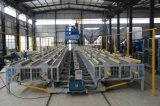 フルオートマチックの縦の具体的な軽量のブロック機械