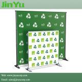 Écran télescopique Jumbo et répétitif Wall Backdrop Banner Stand