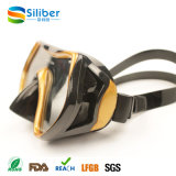 2016 mascherina/occhiali di protezione impermeabili alla moda di immersione subacquea di presa d'aria per l'adulto