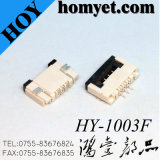 cable connecteur plat de connecteur de 1.0mm 3p FPC/FFC