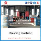 China- Gerade Drahtziehen-Maschinen-Kunde