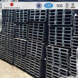 A36 de acero de bajo carbono Canal Q235