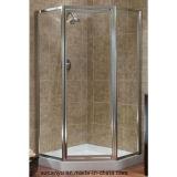 アルミニウムフレームの緩和されたガラスのシャワー室Patition