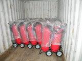 50 kg / 100lb roues sec Extincteur poudre