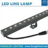 高品質10With12W SMD5050 LEDの低い電力の壁の洗濯機