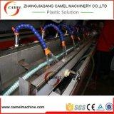 Chaîne de production renforcée de boyau de fil d'acier de PVC