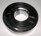 Коаксиальный кабель RG6 высокого качества двойной с охватом 60%
