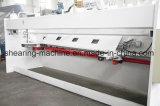 Máquina de corte hidráulica de aço de Jsd QC12y 4mm para a venda