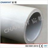 (304N, 304LN, 316N, 316LN) tubo de acero inoxidable inconsútil A376