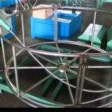 Gummischlauch-Edelstahl-Draht-Einfassungs-Maschine