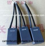 Escova de carbono personalizada LFC554 da grafita do projeto para a central energética