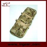 """il tiratore franco tattico militare doppio del fucile di 48 """" 1.2m trasporta lo zaino del sacchetto della pistola di caso"""