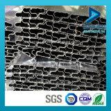 Profil en aluminium des bons prix de qualité pour des forces de défense principale de garniture intérieure/Slatwall