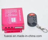 Alarme MP3 de moto avec le bouton poussoir