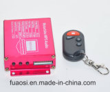 Alarme MP3 da motocicleta com tecla