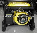 2.3kw générateur d'essence monophasé du modèle simple trois mini (2500W)