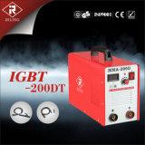 Máquina de soldadura de MMA IGBT com caso plástico (IGBT-160DT/200DT)