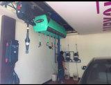 L'aspirateur/aspirateur fixé au mur/machine sèche-et-humide de vide
