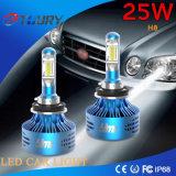 Durante 3 años de la garantía de la fuente H8 LED de luz del coche