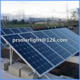 125W高性能のモノラル回復可能な省エネMonocrystalline Solar パネル
