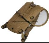 Haltbare Tarnung-im Freien komprimierender kletternder wandernder Militärwasser-Beutel (CY3615)