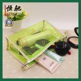 明確な透過PVC防水装飾的な洗面用品旅行袋