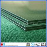 Vidrio constructivo laminado seguridad de cristal del claro de la fábrica