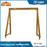 De acero de pórtico grúa de 20 toneladas precio de China Crane Procedencia
