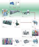 Lamelliertes Gefäß, das Maschinen-/Zahnpasta-Gefäß herstellt maschinell zu bearbeiten/lamellierte Gefäß-Maschine