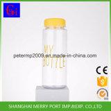 Garrafa de água do plástico do espaço livre da promoção 500ml BPA da qualidade superior