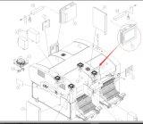 Placa chave da peça sobresselente da máquina de N510011554AA CM602 SMT