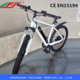 Bici eléctrica de la ciudad de la batería de litio de 26 pulgadas para la venta