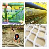 Campo de jogos de escalada durável das redes do estabilizador UV para miúdos