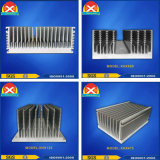 Алюминиевый/алюминиевый теплоотвод для различной электроники