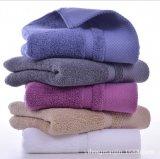 5つの星のホテルの綿表面/手タオル