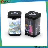 batería móvil de la potencia 4000mAh con la publicidad de la luz