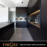 Quzrtzの艶をかけられた食器棚は島Tivo-0171Vを越える