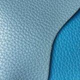Cuir d'unité centrale de Faux de qualité de cuir véritable pour le sofa Hw-234