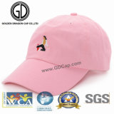2017 Cool Korea Fashion Street Style Lavou a tela Baseball Dad Hat Daddy Cap