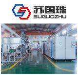 Машина дуновения Sgz-14b автоматическая роторная отливая в форму для бутылок воды