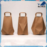 Sac de papier en gros personnalisé/sac de papier de cadeau/sac de papier d'achats/sac papier d'emballage