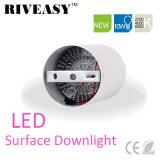 éclairage blanc SMD de Downlight monté par surface DEL d'ÉPI de 10W DEL
