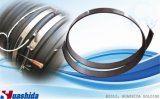 Tubo de diámetro grande Conector impermeable Cinta de fusión eléctrica