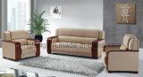 Новая софа офисной мебели конструкции самомоднейшая кожаный (SF-636W)