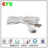 Пользовательский разъем кабеля Магнитная 4pin для питания